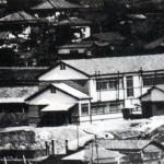 二階建て校舎 1948年頃