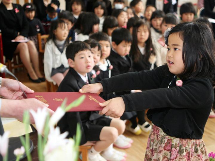 卒園式-3月(年間行事)
