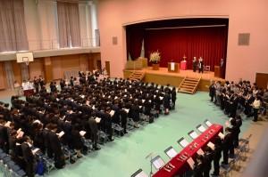 2016入学式 1