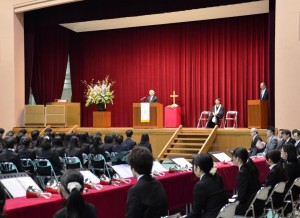 2016入学式 2